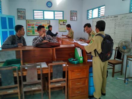Panduan Pelayanan Satu Pintu Desa Tirtomulyo