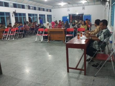 Pengukuhan LPMD Tirtomulyo