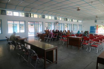 Pertemuan Rutin Kader Se Desa Tirtomulyo