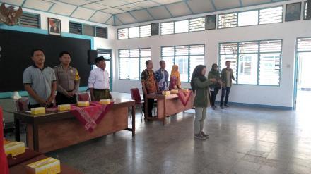 Penerjunan KKN UPN Veteran Yogyakarta