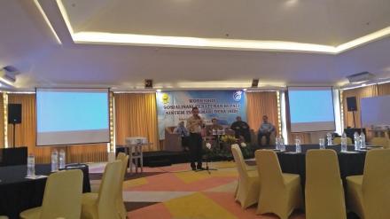 Workshop Raperbup Bantul Tentang Sistem Informasi Desa