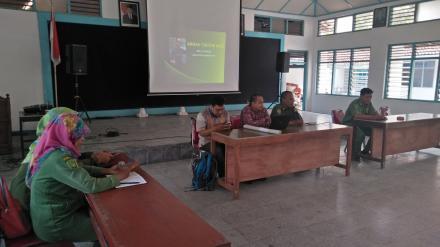 Workshop Pengelola BUMDes Mulyo Rahyu