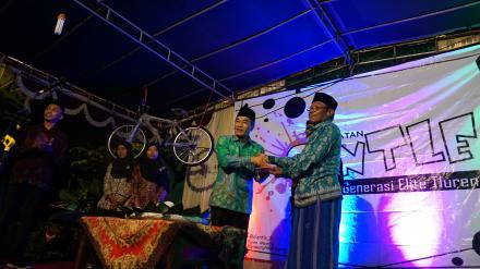 Wakil Bupati Bantul Hadiri Ulang Tahun Karang Taruna Tluren