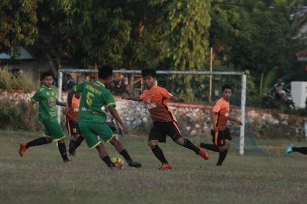 Kalahkan Paris Muda, Tirtomulyo FC Juarai Liga Ramadhan