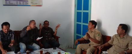 Penyusunan Master Plan Desa Tirtomulyo menggandeng LPPM UGM