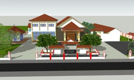 Kantor Balai Desa Tirtomulyo